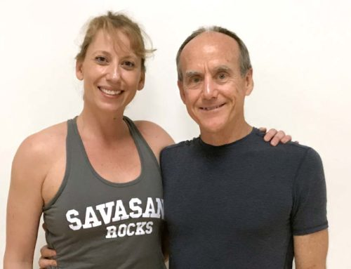 """""""The Key to Backbends is James Brown"""" Notes from my weekend workshop with David Swenson"""
